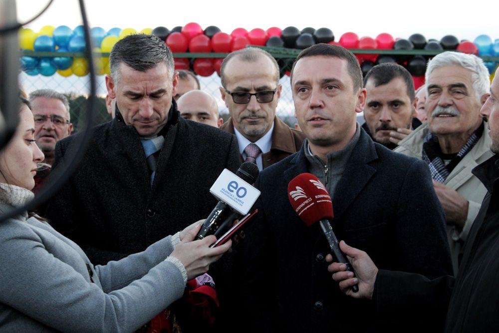 Përurohet stadiumi i parë ndihmës në Skenderaj